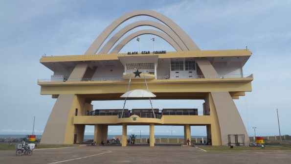 ghana independence square